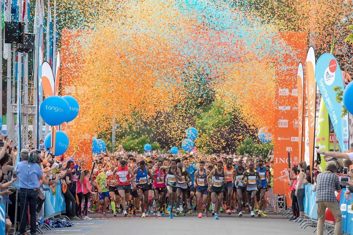 ING Night Marathon Luxembourg - einfach ein Muss!